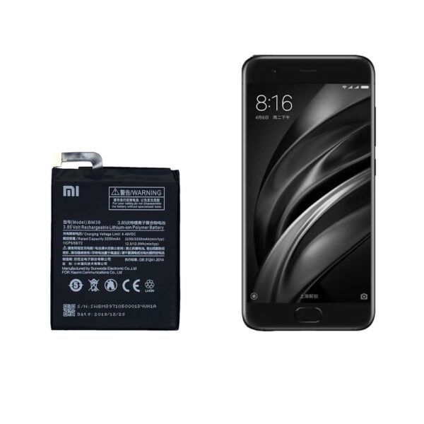 باتری شیائومی Xiaomi mi6 -BM39