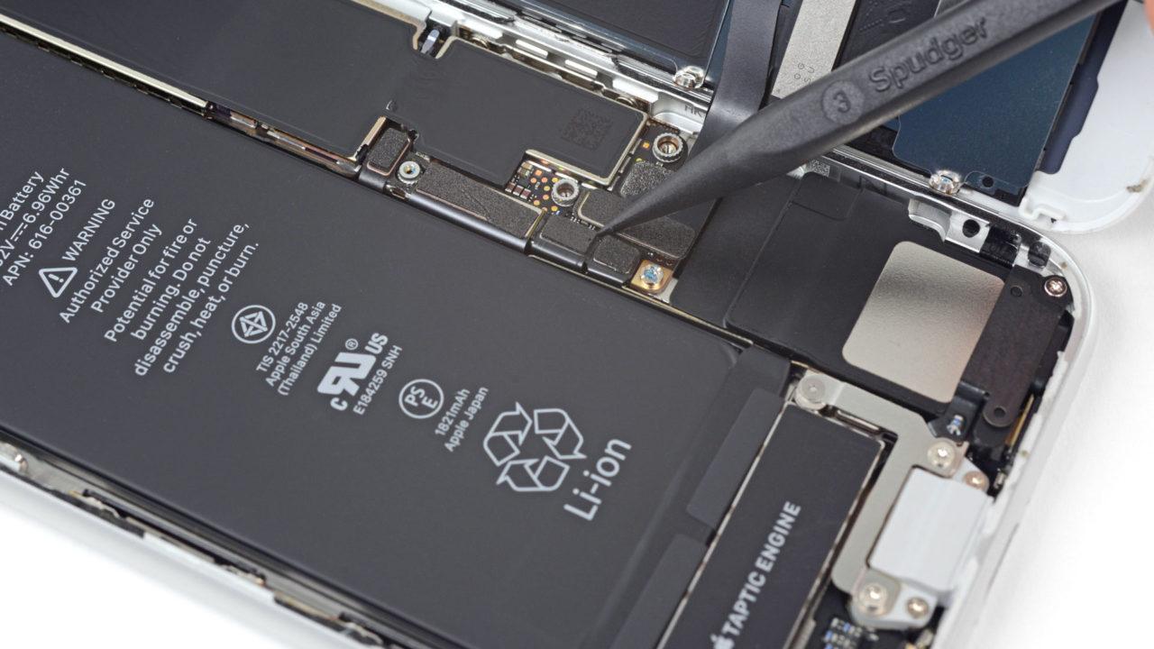 باتری ایفون 6s plus