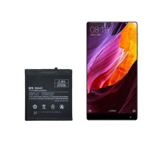 باتری شیائومی Xiaomi Mi mix -BM4C