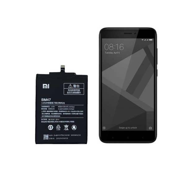 باتری شیائومی Xiaomi Redmi 4X-BM47