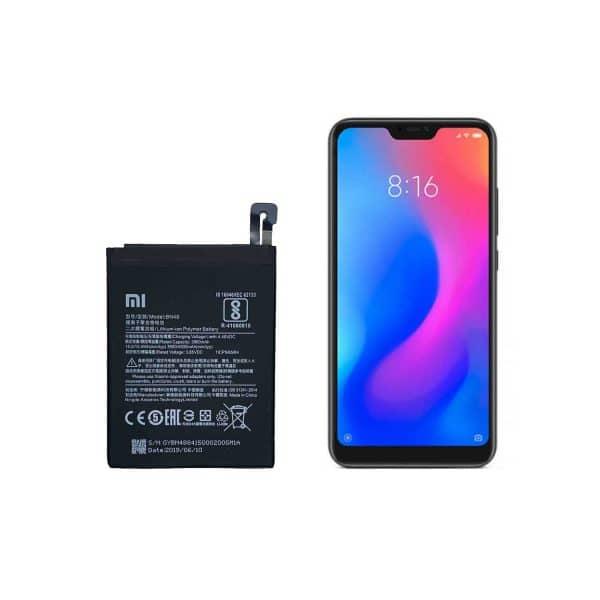 باتری شیائومی Xiaomi Redmi note 6 Pro-BN48