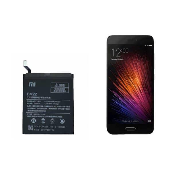 باتری موبایل شیائومی Xioami Mi 5 -BM22