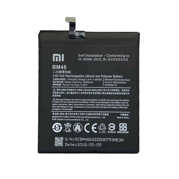باتری شیائومی Xiaomi Mi note 2-BM48