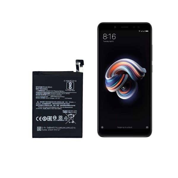 باتری شیائومی Xiaomi Redmi note 5 -BN45